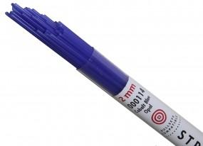 Bullseye-Stringer blau 0114