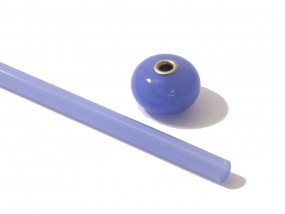 Moretti-Glasstab 528 - hellblau