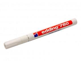 Anzeichenstift Edding 780 (weiß)