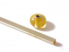 Moretti-Glasstab 049 - strohgelb