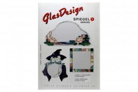 """GlasDesign """"Spiegel 1"""""""