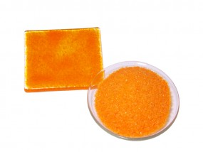 Spectrum 96 Frit - 2702 orange opak