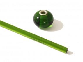 Moretti-Glasstab 024 - grasgrün dunkel