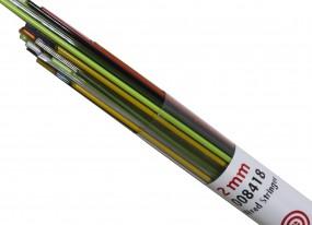 Bullseye-Stringer 8418 (gemischt) 2mm