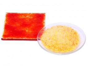 Bullseye Frit - 1125 orange