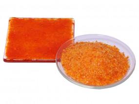 Bullseye Frit - 1122 rot-orange
