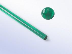 Ornela-Glasstab 6024 - aquamarin grün