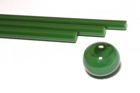 Reichenbach-Glasstab L4205-O mittelgrün