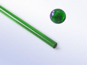 Ornela-Glasstab 5063 - smaragd mittel