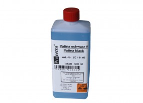 Patina (500ml) Black