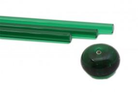 Reichenbach-Glasstab L4016-T beryllgrün