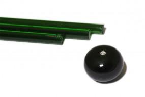 Reichenbach-Glasstab L4010-T irisgrün