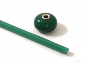 Moretti-Glasstab 520 - grasgrün