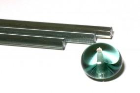 Reichenbach-Glasstab L4015-T antikgrün