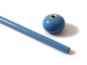 Moretti-Glasstab 236 - türkis dunkel