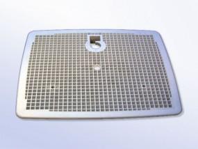 Kristall Ersatzplatte