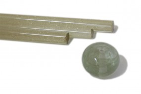 Reichenbach-Glasstab L1012-G antikgrün