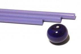 Reichenbach-Glasstab L2202-O purple rose