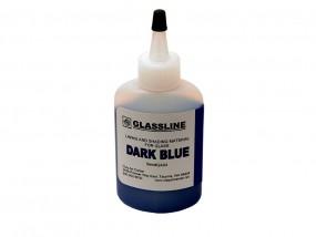Glasmalfarbe Nr. 04 (blau dunkel)