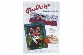 "GlasDesign ""Simba & Pussy"""