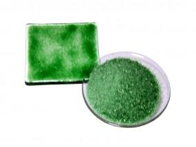 Spectrum 96 Frit - 0125 dunkelgrün transparent