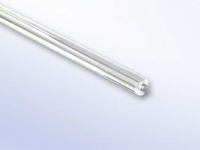 Moretti-Glasstab 208 - klar / weiß