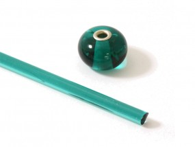 Moretti-Glasstab 026 - türkisgrün