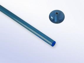 Ornela-Glasstab 6008 - aquamarin dunkel